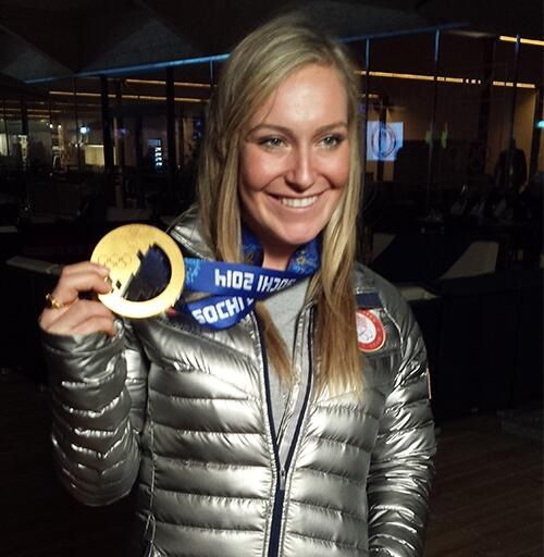 Sochi 2014-Jamie Anderson Gold Medal women's Slope Style ...