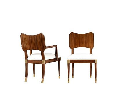 Didier Arm Chair From The Celerie Kemble For Henredon Collection
