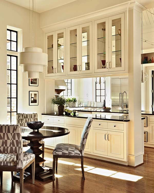Kitchen Cabinets Nc: Magnificent Chancellor's Residence In North Carolina By