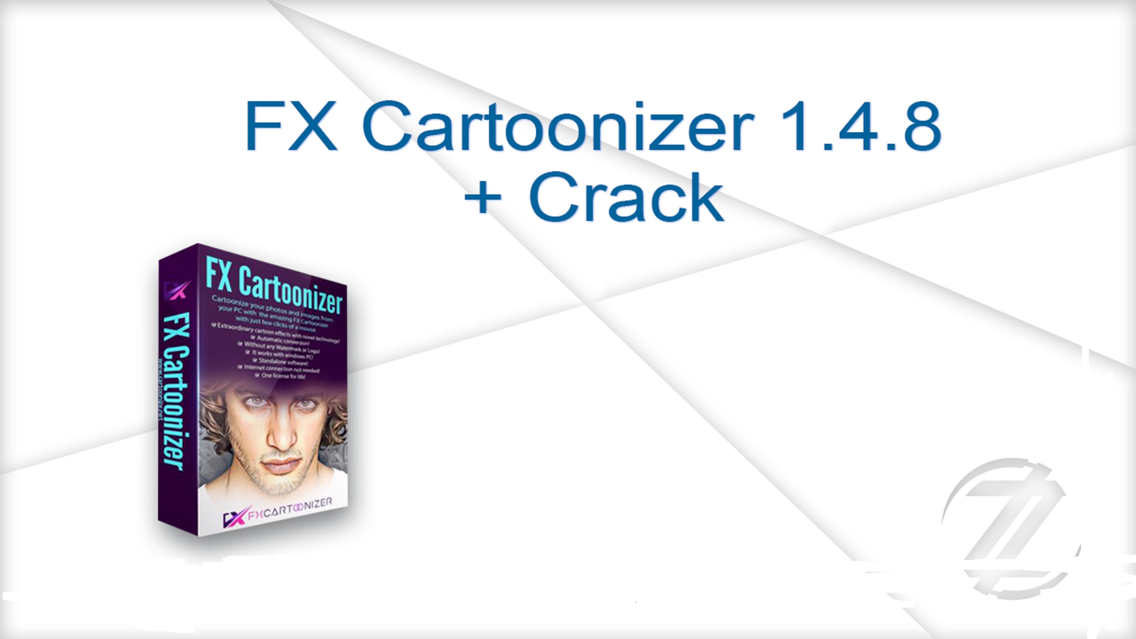 FX Cartoonizer 1.4.8 Version Free Download [Latest