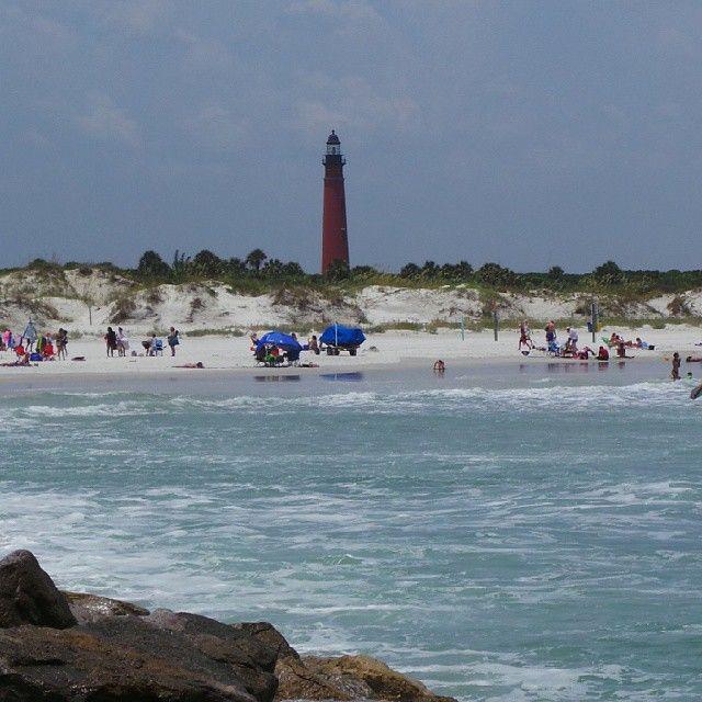 Lighthouse Point Park In New Smyrna Beach Fl
