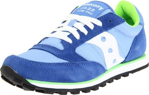 I don't think the Saucony Jazz are quite squishy enough to be running shoes, but I'm giving them five stars as walkers.  I don't have a car, so I do a LOT of walking around town, and all over campus, and these work out great for that.