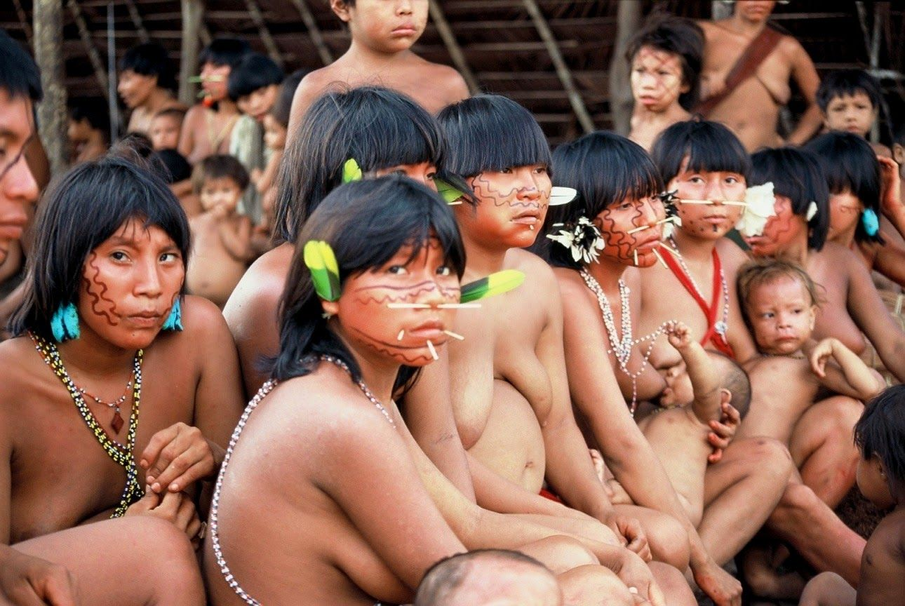 from Dominik tits picture of brazilian tribes women