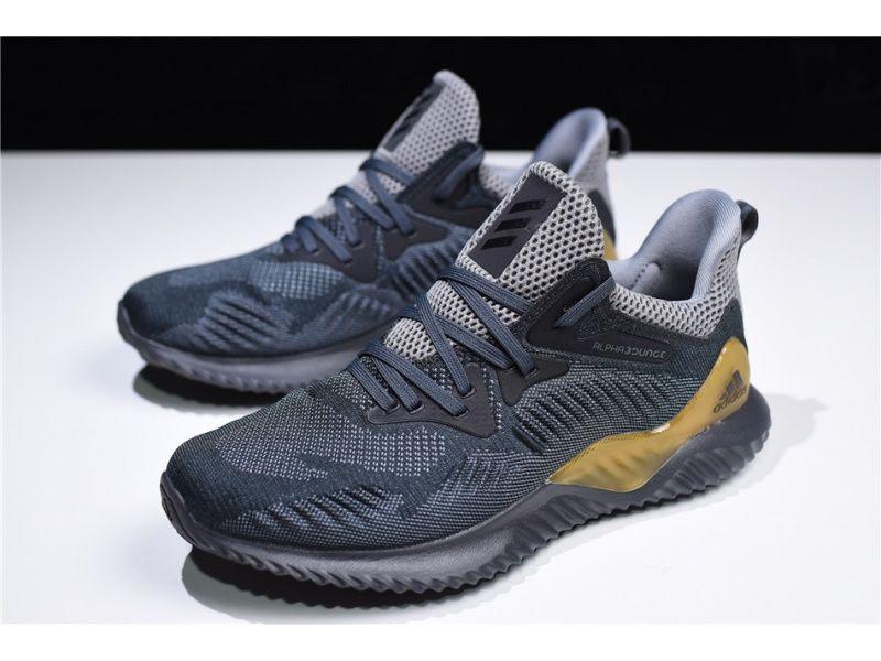 Adidas Alphabounce Beyond Greycarbon solid Grey CG4762 en