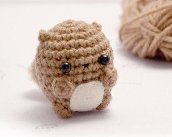 Easy Amigurumi Pdf : A downloadable crochet pattern for a cute amigurumi triceratops