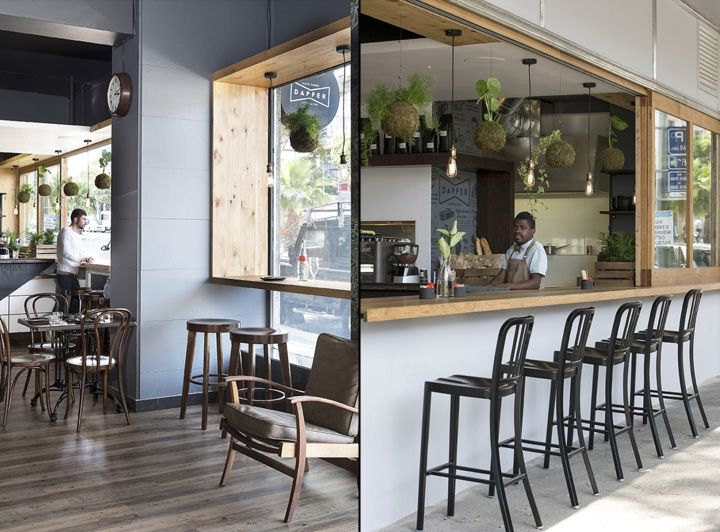 Design Blogs Dapper Coffee Co Club9 By Rivets And Rockets Cape Town South Africa