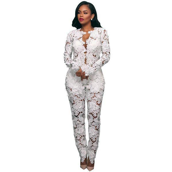 d37c290d7a14 Peek-n-See Lace Jumpsuit