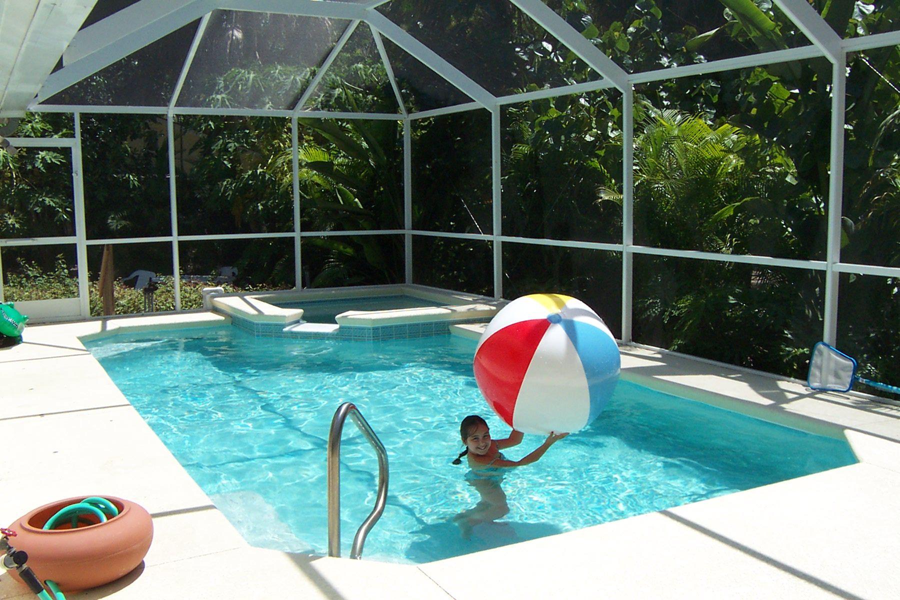 Small Pool Pool Houses Pool Designs Vacation
