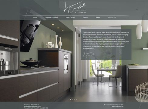 Kitchen Web Design Impressive Kitchen Website Design  Web Fabulous  Pinterest Review