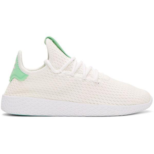 Adidas Originals Par Pharrell Williams Tennis De Hu Bas-tops Et Chaussures De Sport 8erpV