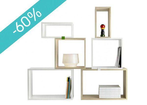 Módulos de madera de la marca MUUTO de $2,341 a $936, ¡qué esperas, adquiérelos aquí: ow.ly/UciY8
