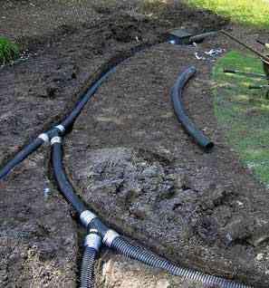 Allscape Drainage Systems | Sump Pumps | French Drains ...