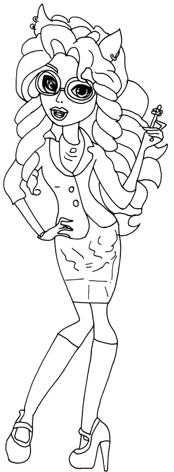 clawdiawolfcoloringpagepng 5921600