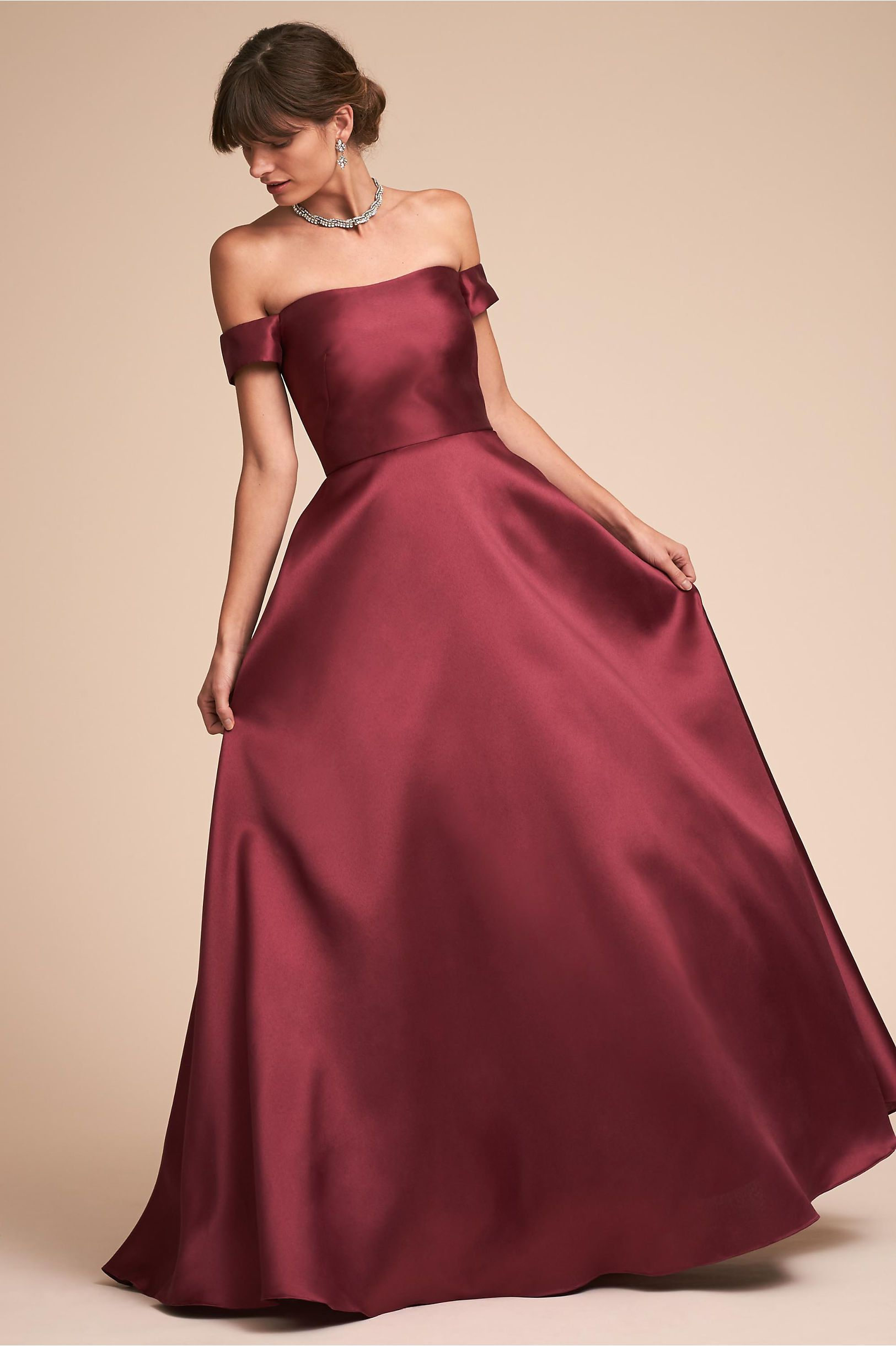 43f1969c4be3 BHLDN s Chatham Dress in Raspberry
