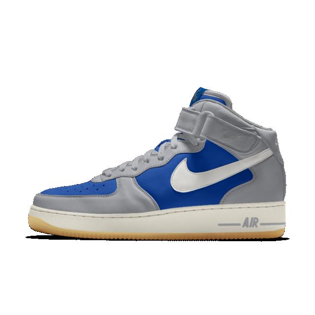 Air Force 1 Mid By You personalisierbarer Herrenschuh. Nike