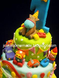 Pin on 1st birthday cake