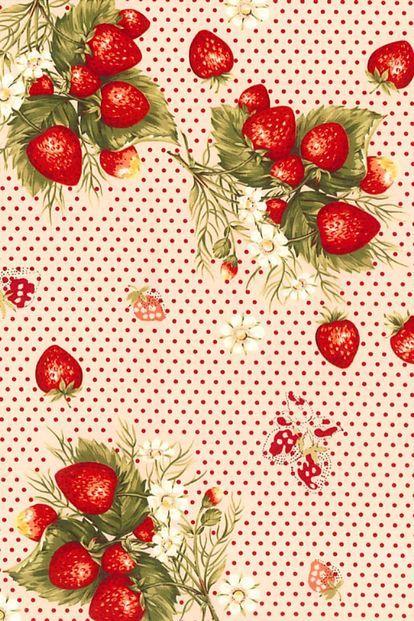 Pin By Takako Kakimura On イラスト Strawberry Decorations Cute Strawberry Fruit Art