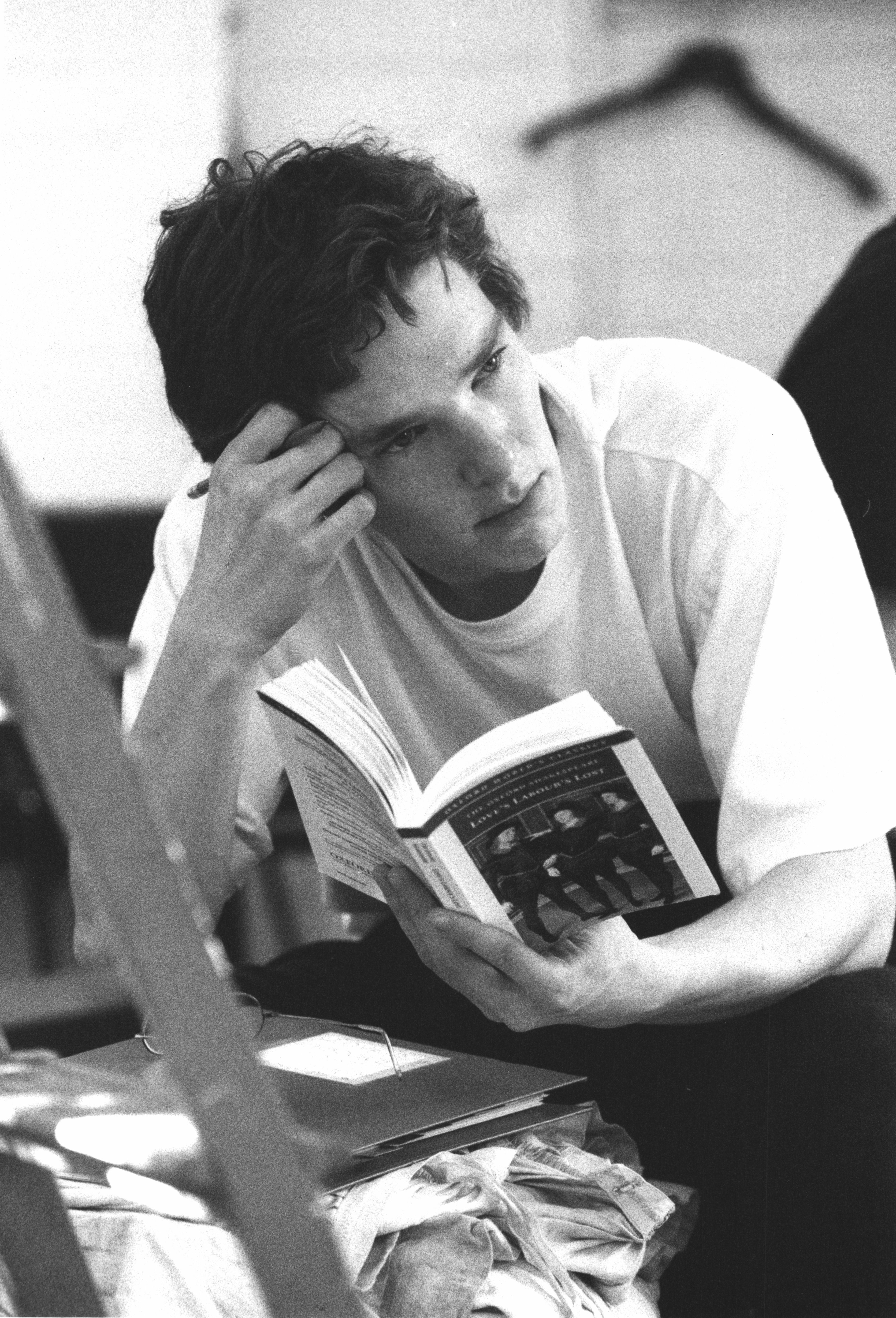 Benedict Cumberbatch   Our Heritage   Open Air Theatre - list of roles -MSM