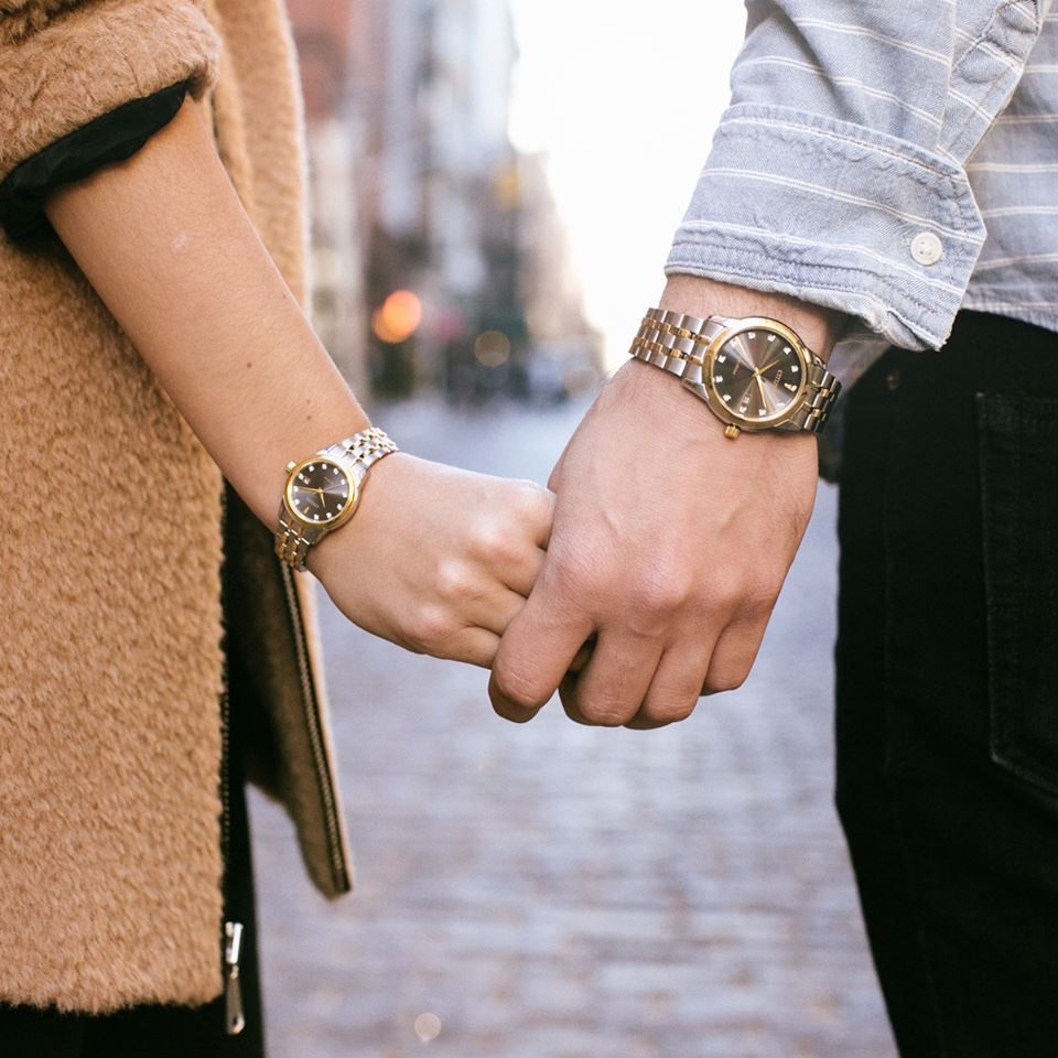 The perfect pair - His and Hers Citizens Watches #citizen #couples ...
