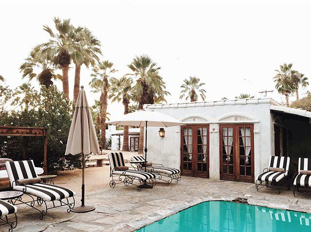 Sarah Sherman Samuel:SSS Travels: Korakia Palm Springs   Sarah Sherman  Samuel
