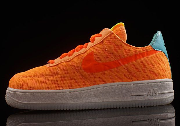 on sale 4ee88 8f38b  sneakers  news Another Wild Redesign For The Air Force 1