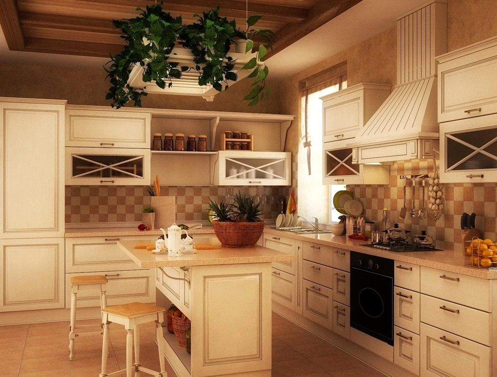 Old World Kitchen Design Create Your Own Picturesque Style With