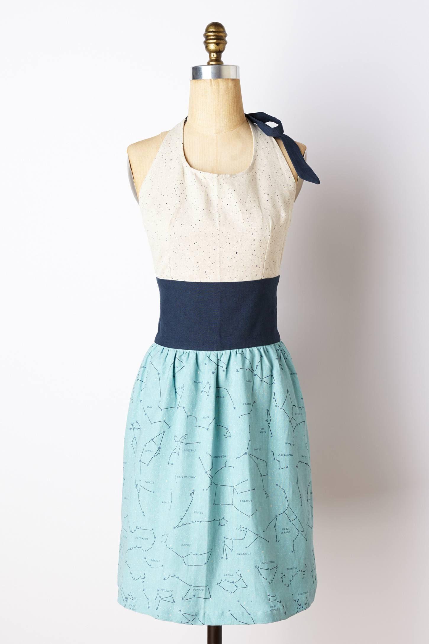 armillary apron :: anthropologie   small + lovely   Pinterest ...