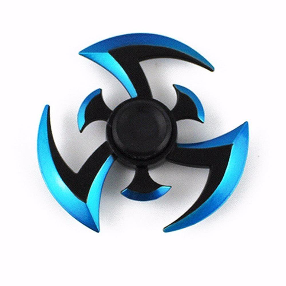 Naruto Rasengan Shuriken Fidget Spinner Dardos Cosplay Naruto