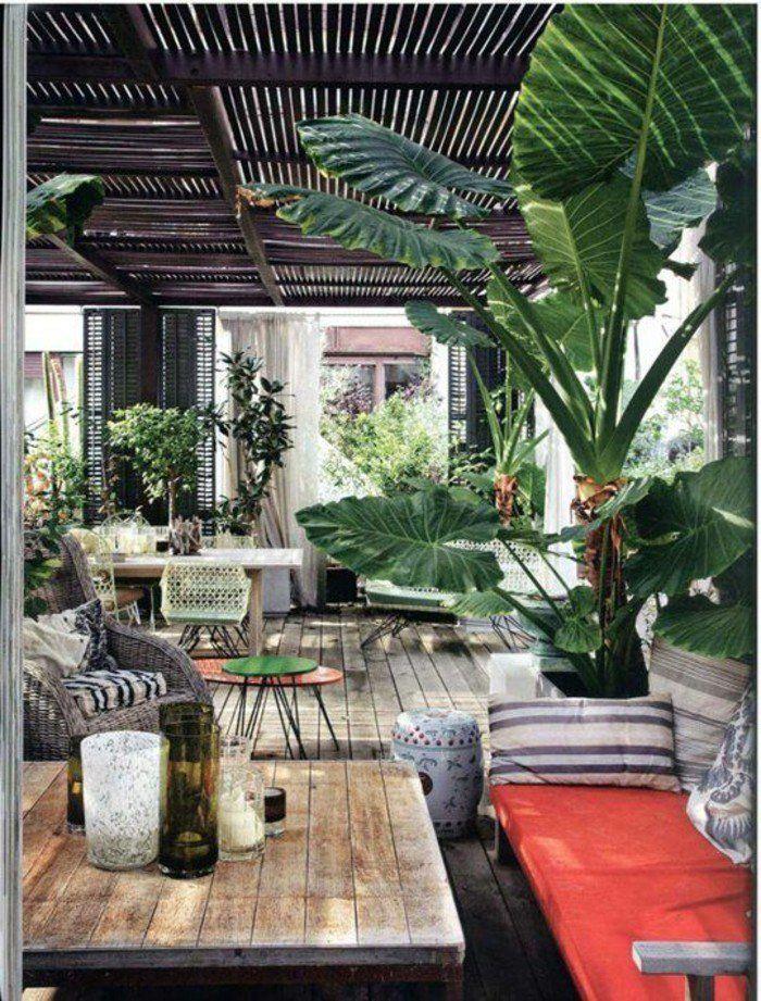 Aménager une terrasse - plus de 50 idée pour vous! Terrasses, Pas - faire une terrasse pas cher