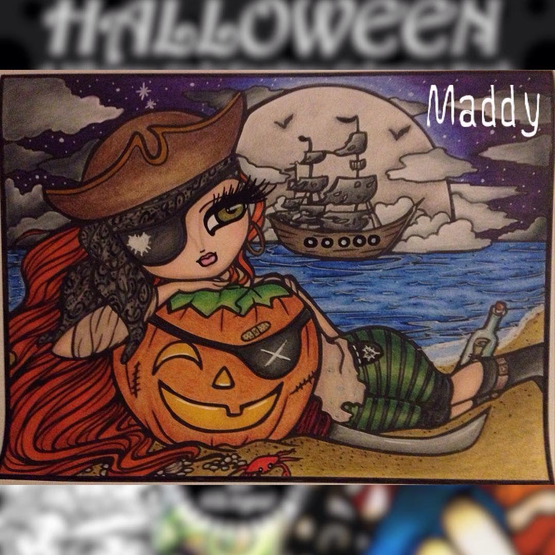 Ghost Ship Du Livre Enchanted Halloween De Hannah Lynn Fais