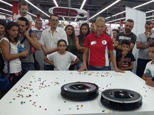 Así se lo pasaron en el Media Markt Sevilla ¡Hoy estamos en Alfafar!