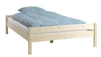 Cadru Pat Sallinge 140x200 Natural Jysk Bedroom Furniture Stores Mattress Bed Frame