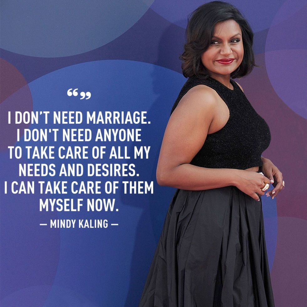 10 Mindy Kaling Quotes That Will Inspire You To Be A Boss Mindy Kaling Quotes Mindy Kaling Woman Quotes