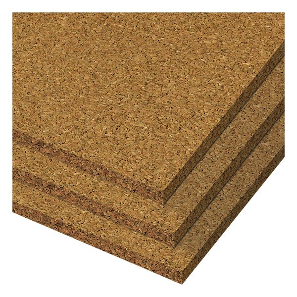 Natural Cork Sheet W Adhesive Back 4