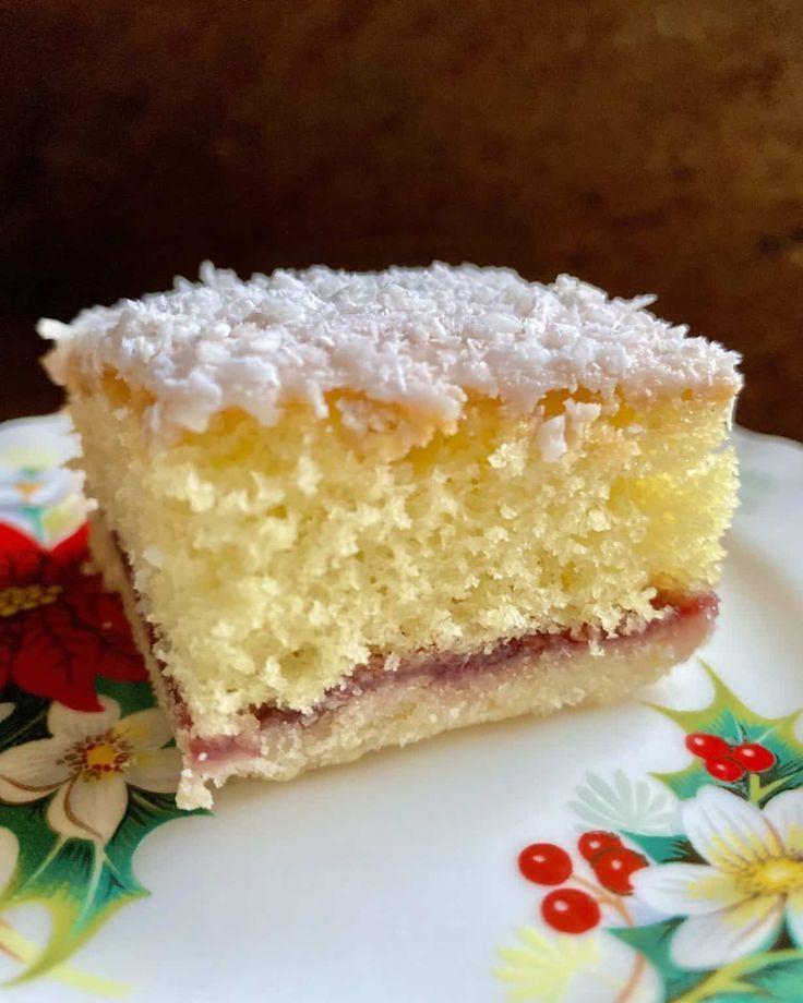 Snow Cake Recipe (From Scotland)