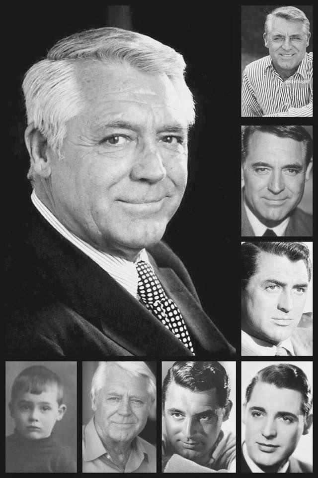 Cary Grant #hollywoodactor