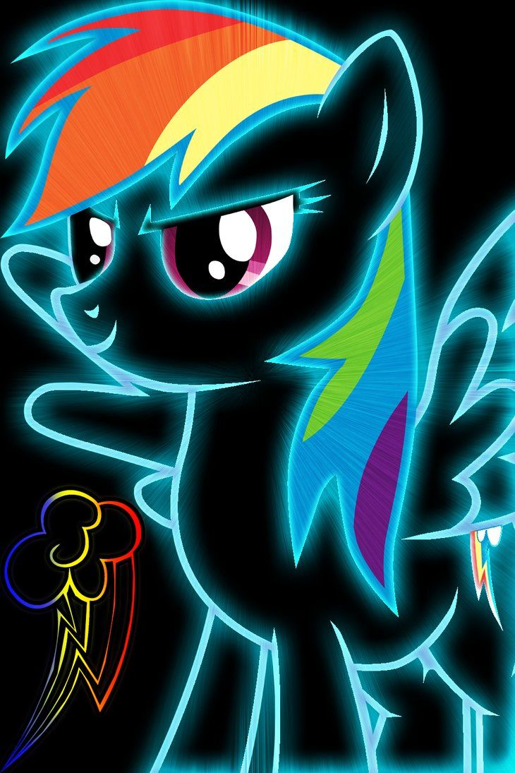 rainbow dash wallpaper | rainbow dash phone wallpaper~echoax on