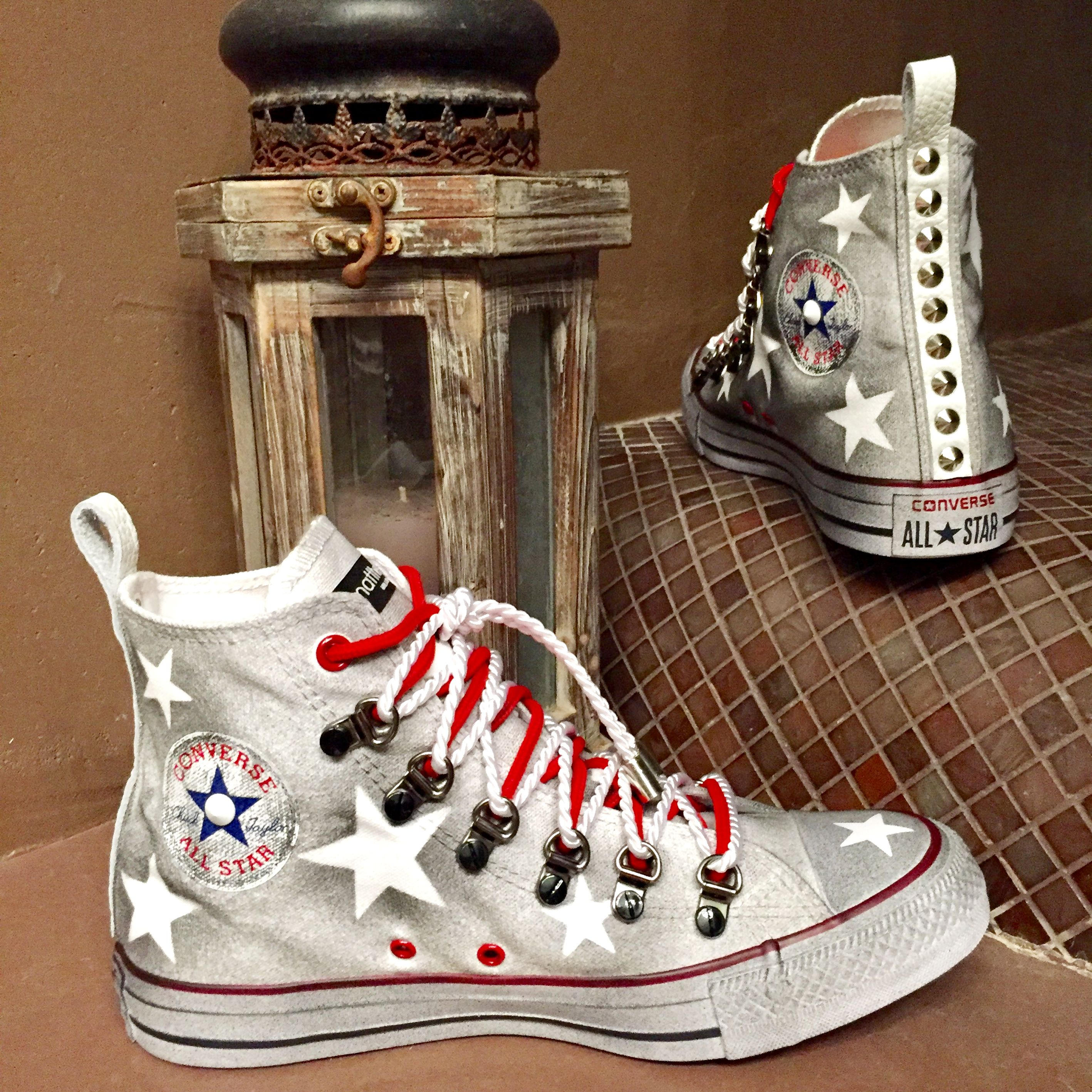 converse all star stelle