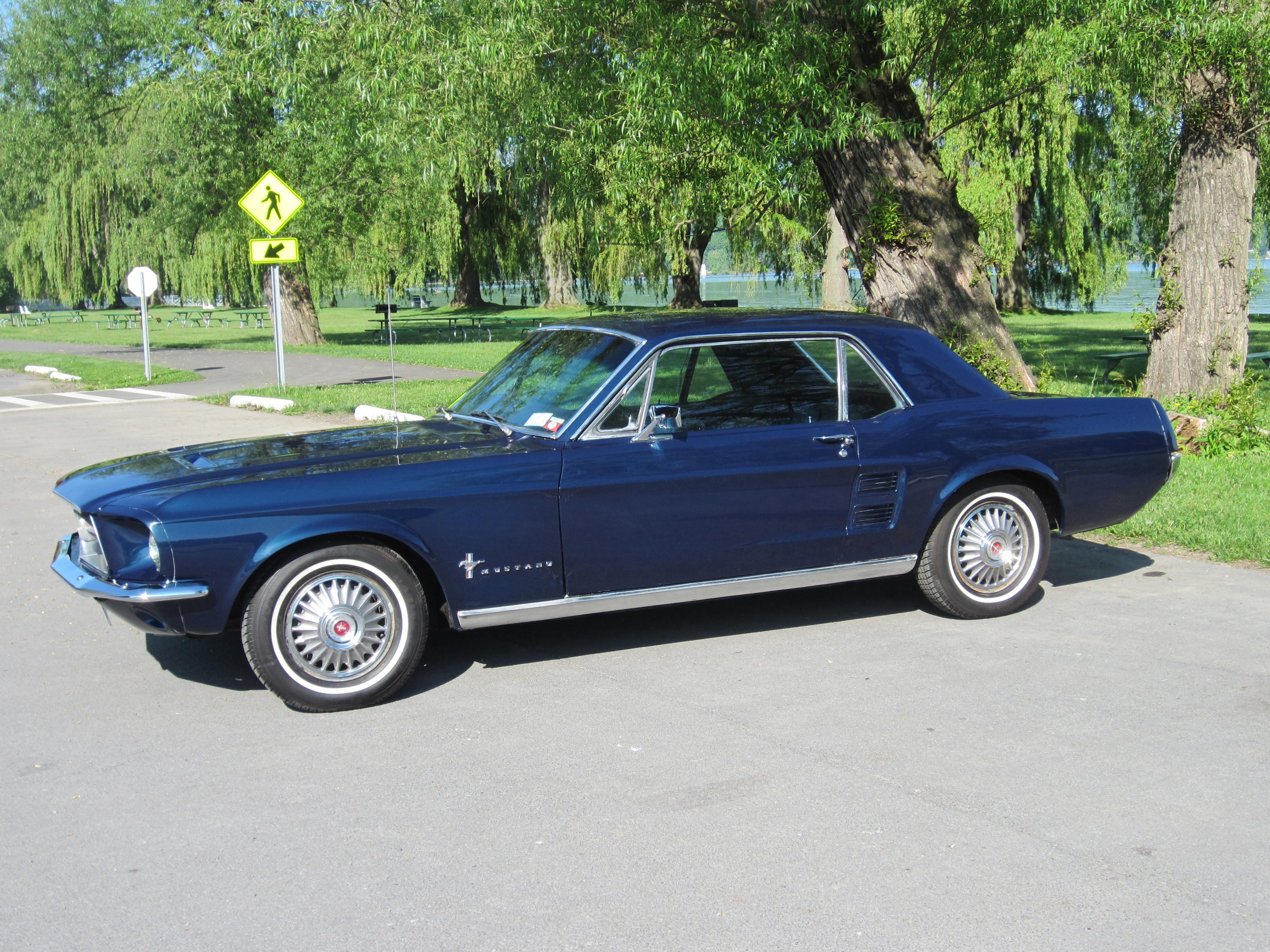 1966 Mustang Nightmist Blue Www Pixshark Com Images