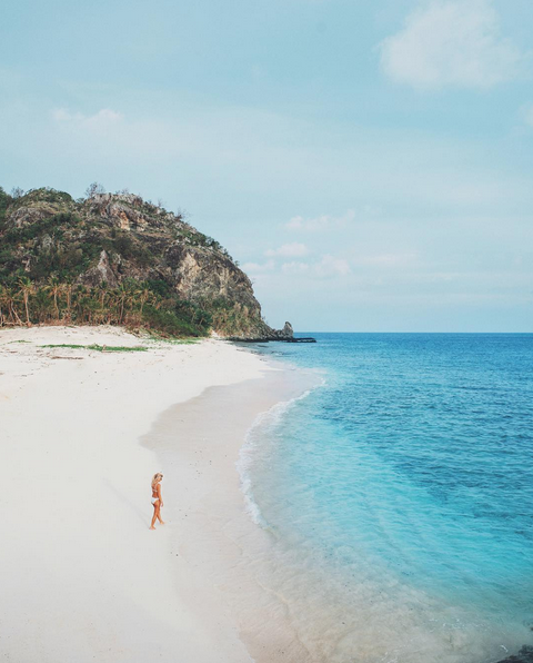 Deserted Island Beach: Deserted Beaches, Sandy Toes And Sunshine! Photo By IG'er