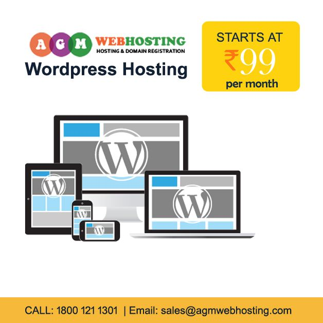 Host Your Website With India S Best Wordpress Hosting Company Fully Managed Plans 1 Click Install Latest Themes U Wordpress Hosting Hosting Company Cpanel
