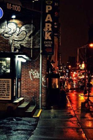 Wallpaper of street