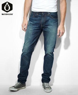 Levi's Men's Jeans 508 Reg Taper Jeans black In 2016 In More Styles
