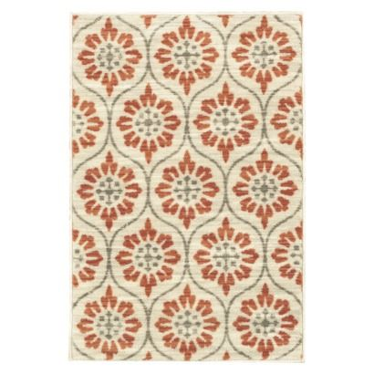 Area Rugs Target shaw living® medallion area rug   house wants.   pinterest   rugs