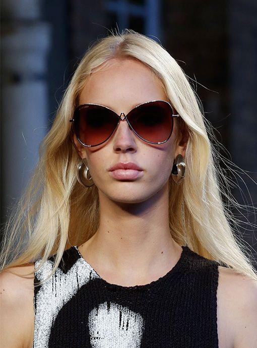 feecbfbc742b Altuzarra 2018 Collection. Altuzarra 2018 Collection Spring Sunglasses ...