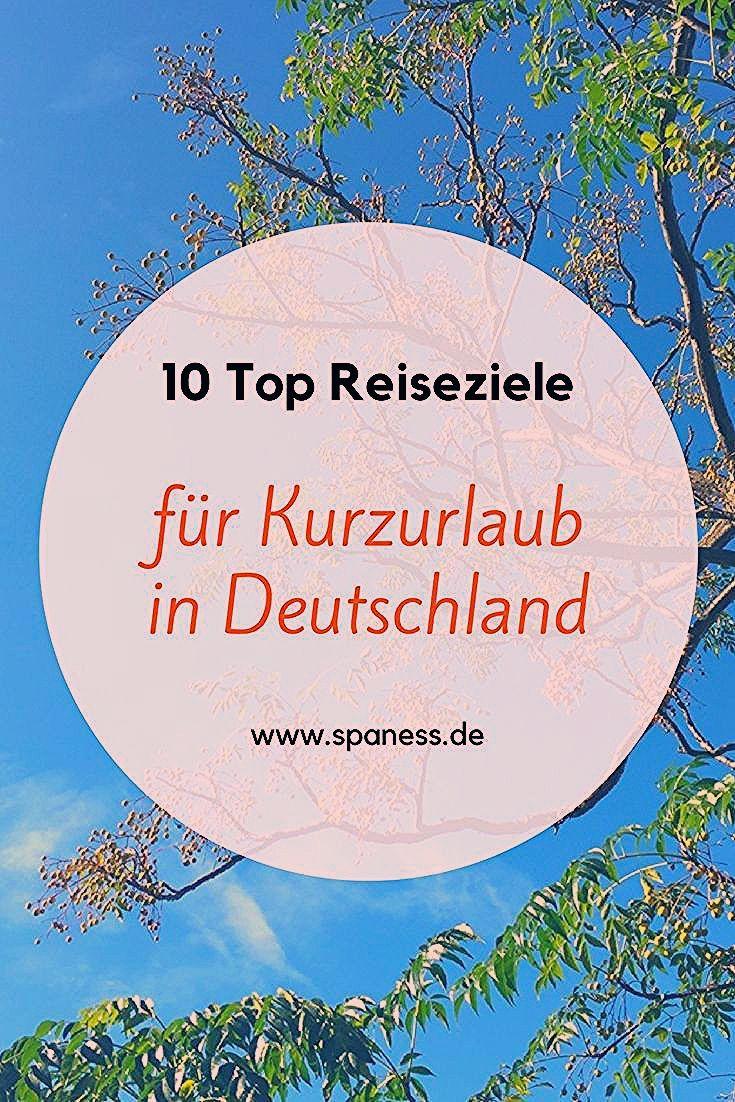Erholsame Reiseziele Deutschland >>> mit ganz viel Wellnessfaktor <<<