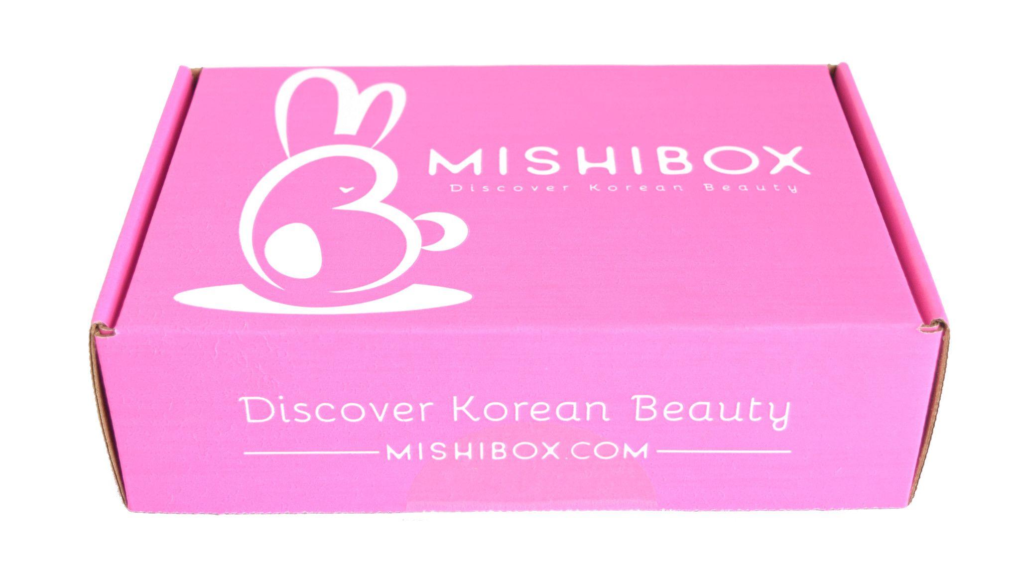 MISHIBOX Monthly Subscription USA Beauty box
