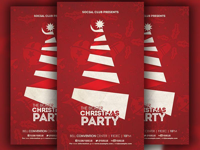 Christmas Flyer By Gian Di Serafino Ontario Canada Csm