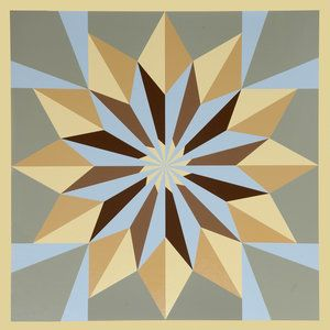 SUNBURST   Barn quilts for sale, Barn quilts, Barn quilt ...