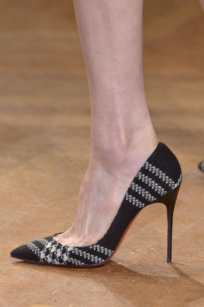 Shoe Trend Alert Fall Winter 2013 2014: Goodbye High Platforms